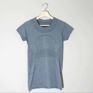 Lululemon | Swiftly Tech Short Sleeve Tee Gray 8